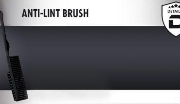 Anti-Lint brush