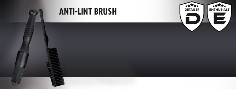 Anti-Lint brush