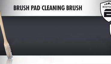Brush Pad Cleaning Brush