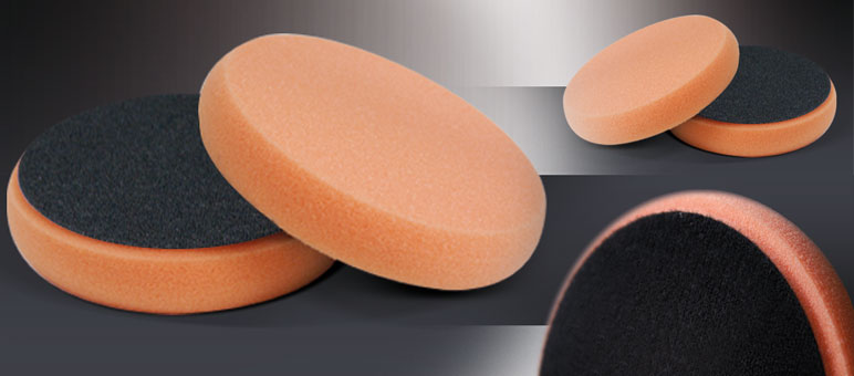 Polishing Pad - Orange